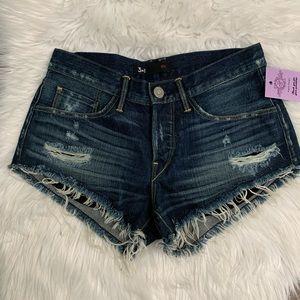 3x1 Jean Shorts